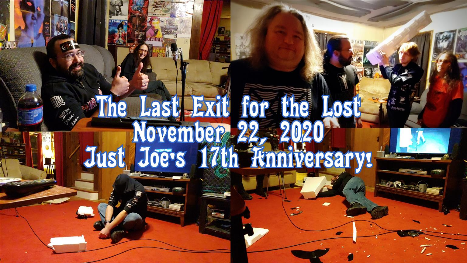 Just Joe's Anniversary