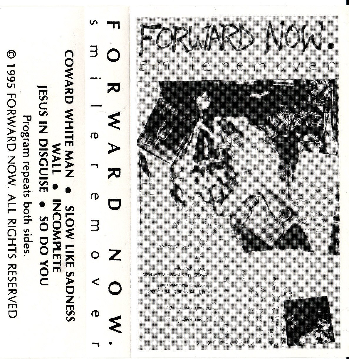 Forward Now Cover