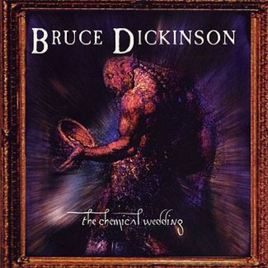 Interview with Bruce Dickinson - August 18, 1998