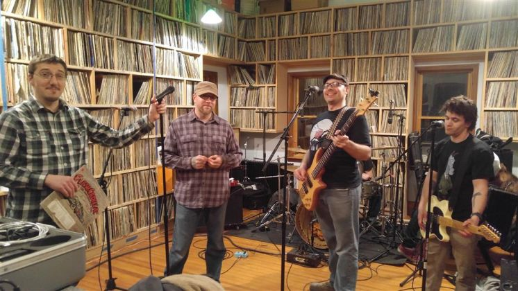 February 26, 2017 - Sanjuro Fields Live in Studio
