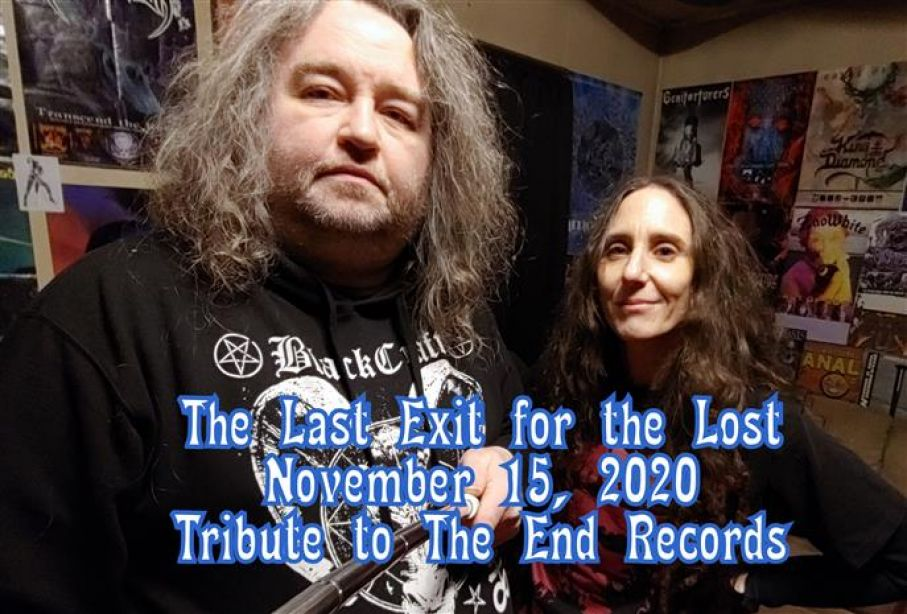 November 15, 2020 - Tribute to The End Records