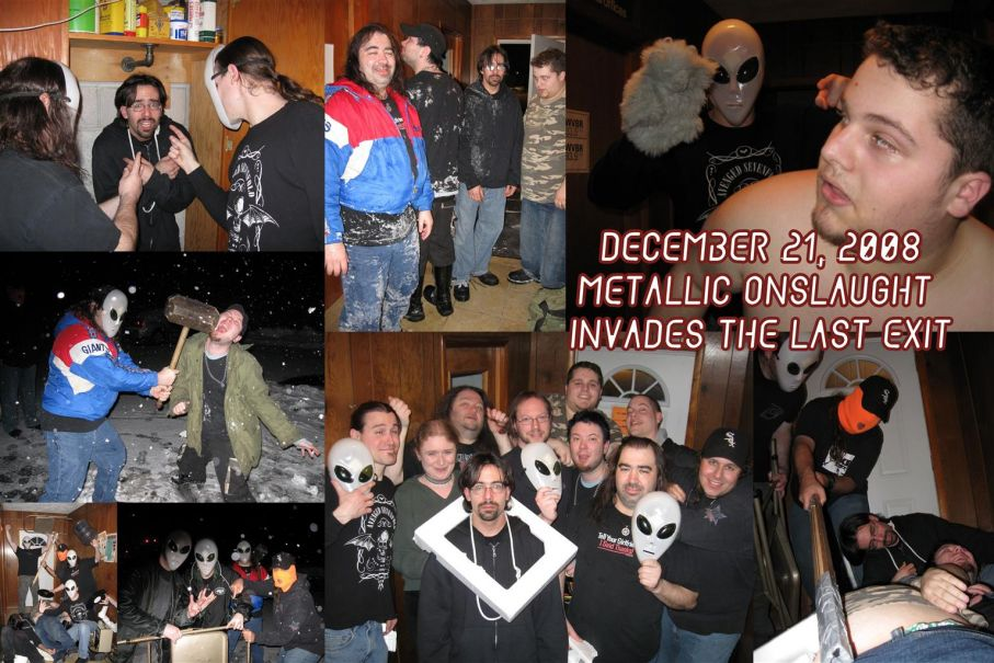 December 21, 2008 - 4th Pre-Anniversary End of the World Show